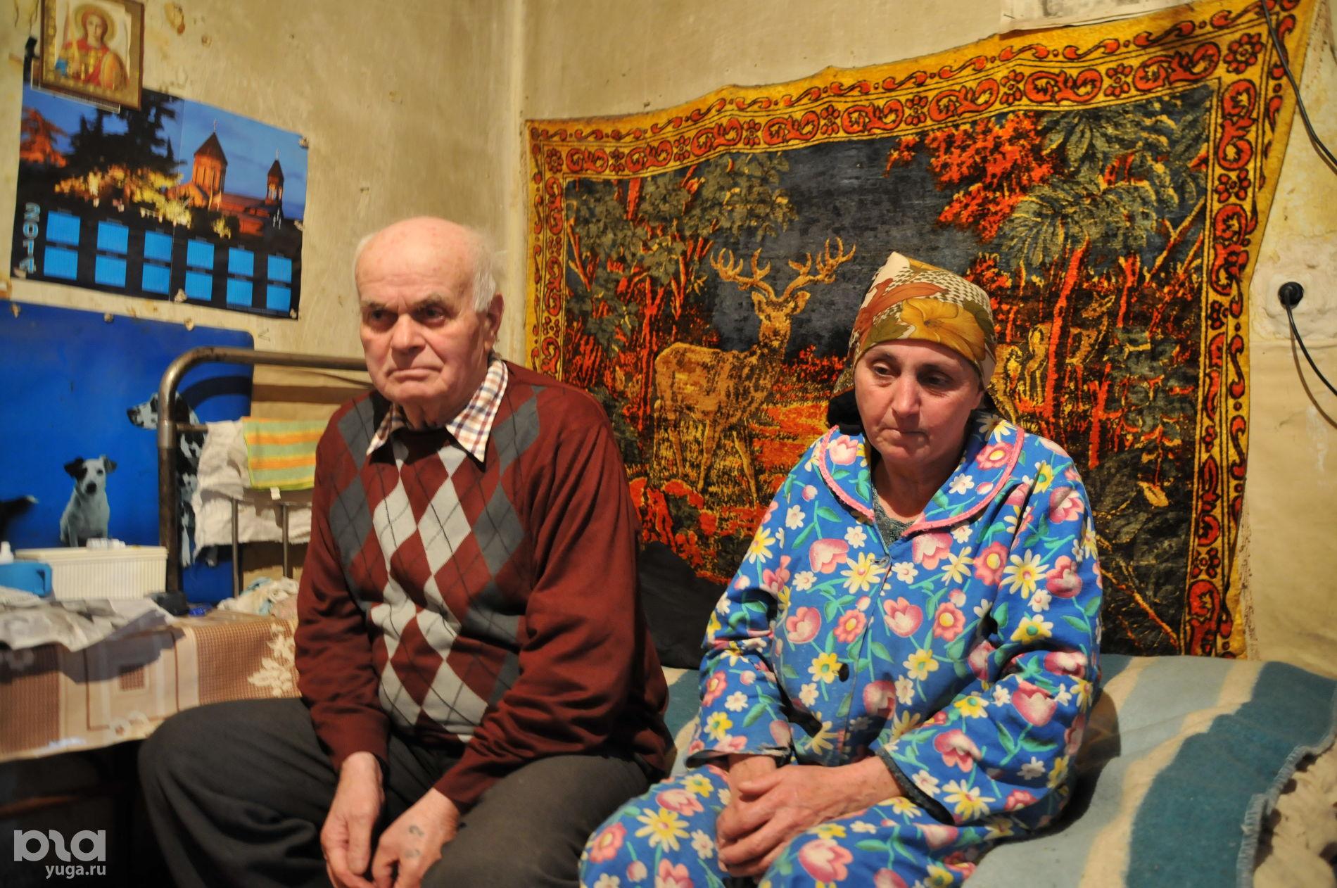 Баграт Макаев с женой Залиной ©Анастасия Степанова