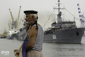 День Военно-морского флота в Новороссийске ©Сергей Карпов. ЮГА.ру