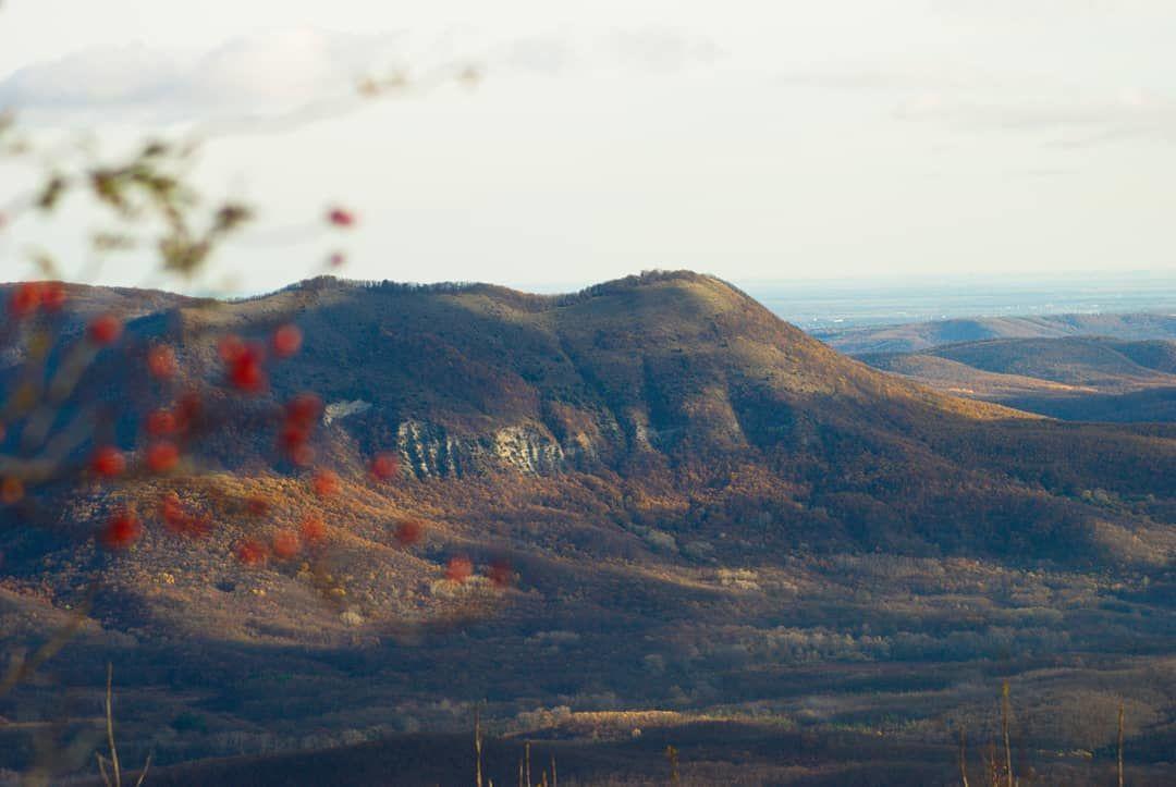 Гора Шизе ©Фото Ильи Лежнюка, instagram.com/krasota_kybani