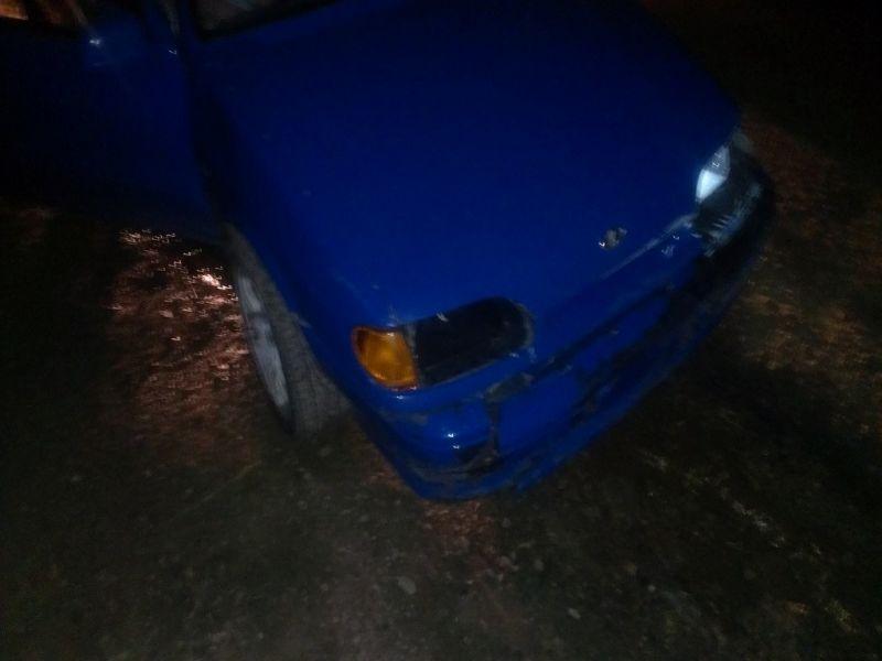 ВТуапсинском районе словили сбившего молодых людей нетрезвого водителя