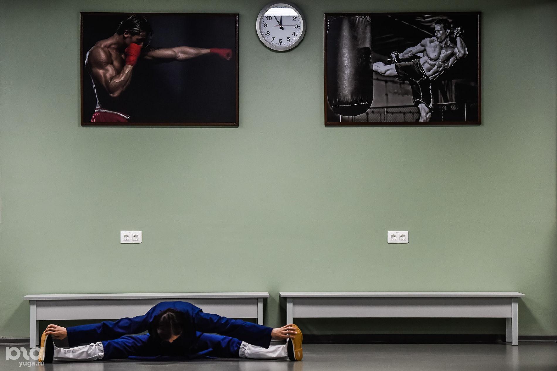 Головной офис компании «Магнит». Спортзал ©Фото Елены Синеок, Юга.ру