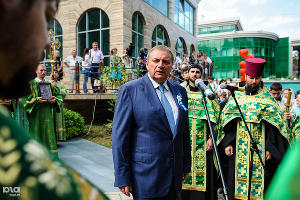 День семьи, любви и верности в Сочи ©Нина Зотина, ЮГА.ру