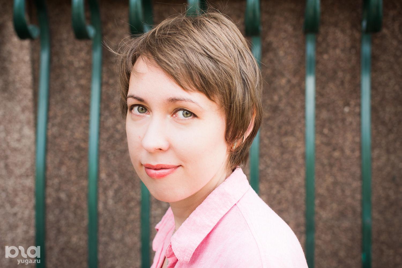 Дарья Куматренко ©Фото Елены Синеок, Юга.ру