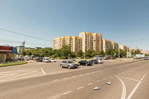 Пересечение улиц Дзержинского и Кореновской в Краснодаре ©Скриншот страницы сервиса «Яндекс.Карты», yandex.ru/maps