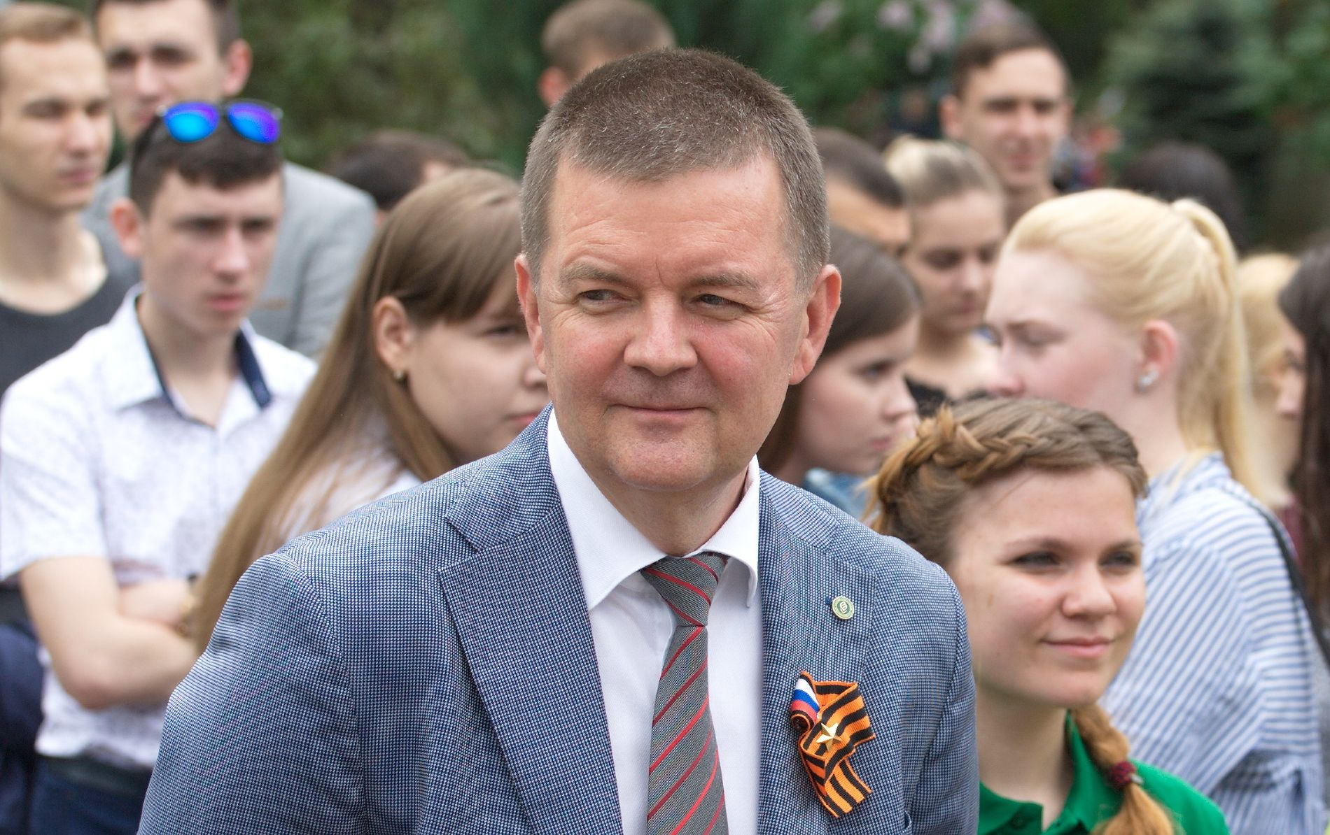 Александр Трубилин ©Фото предоставлено пресс-службой КубГАУ