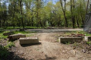 Перекрытые парки Краснодара ©Фото Евгения Мельченко, Юга.ру