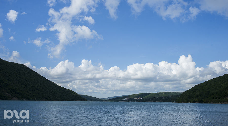 Озеро Абрау ©Фото Евгения Мельченко, Юга.ру