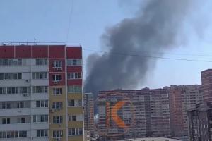 ©Скриншот видео из телеграм-канала «Телетайп Краснодара», tmtr.me/tipichkras