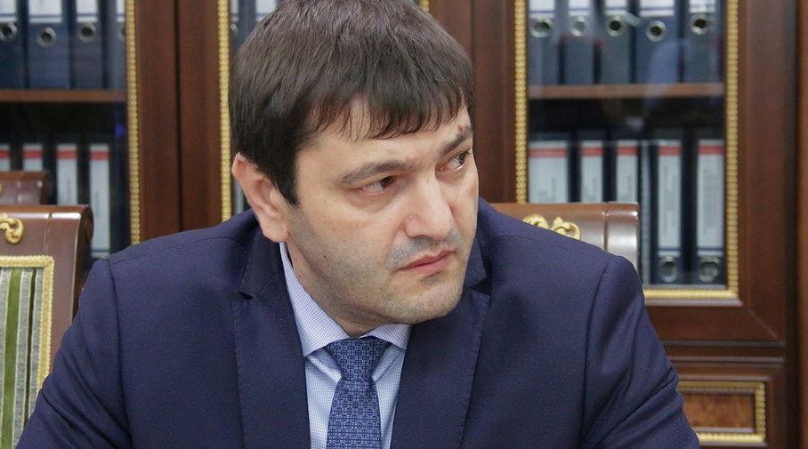 Тамерлан Вышегуров ©Фото пресс-службы правительства Ингушетии