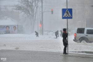 Снежный кризис в Ростове-на-Дону ©Фото Андрея Бойко, Юга.ру