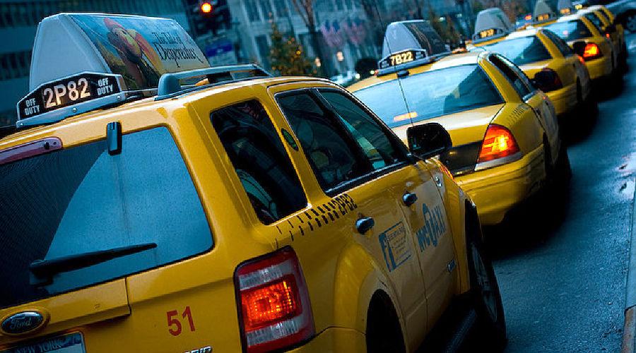 такси ©Фото Юга.ру