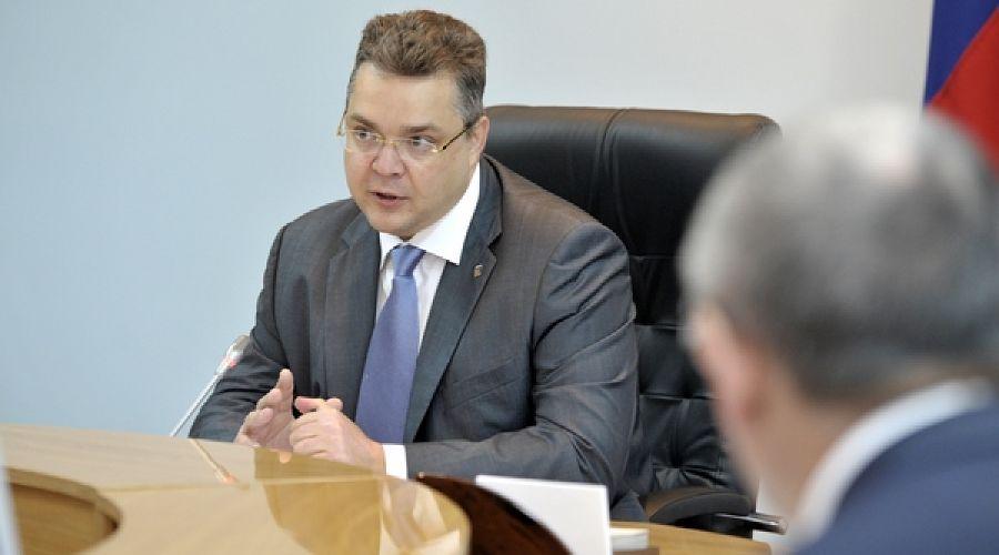 Владимир Владимиров ©Пресс-служба губернатора Ставропольского края