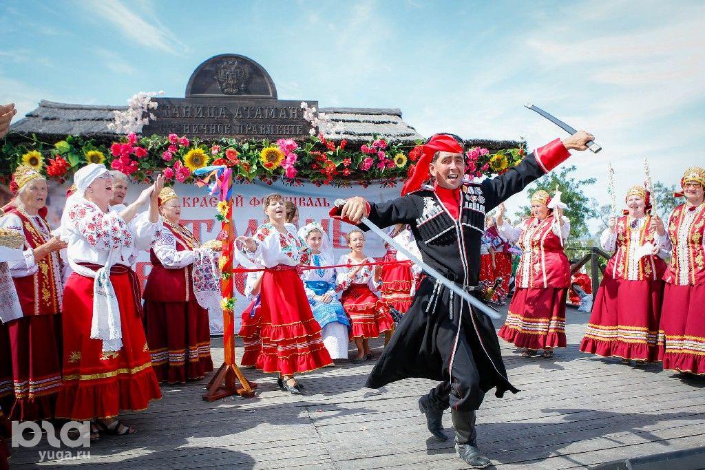 """Фестиваль """"Атамань свадебная"""" ©Николай Ильин, ЮГА.ру"""