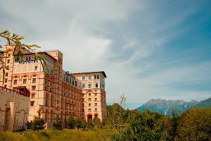 Отель Novotel Resort Krasnaya Polyana ©Фото пресс-службы «Курорта Красная Поляна»
