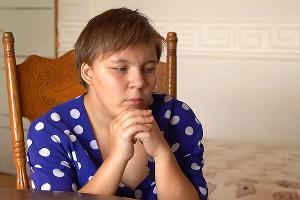 Настя, 16 лет ©Кадр из видео канала «Гезалов центр», youtube.com