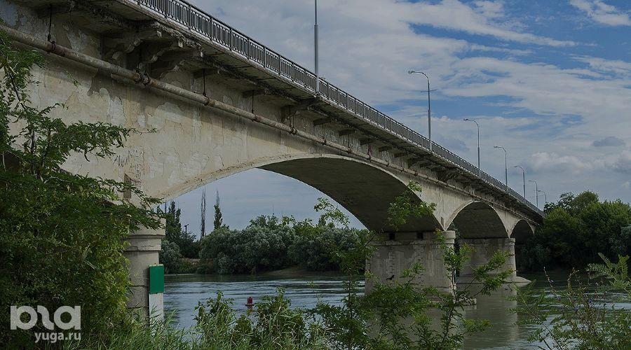 Яблоновский мост ©Фото Евгения Мельченко, Юга.ру