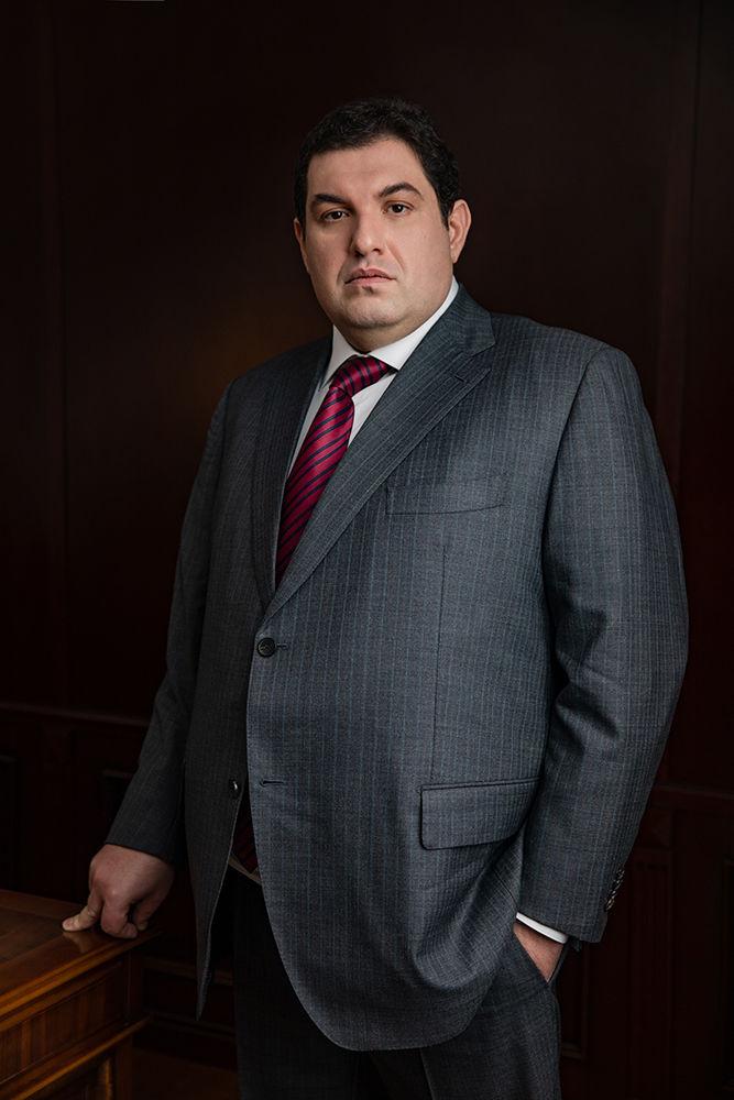 Российский бизнесмен Денис Кацыв ©Фото из личного архива