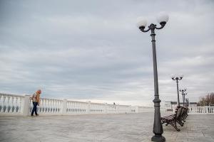 Набережная Анапы ©Фото пресс-службы администрации Анапы