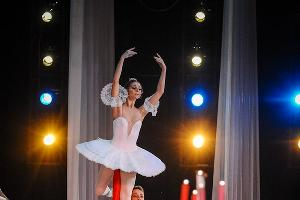 """""""Театр Юрия Григоровича - детям Сочи"""" ©Нина Зотина, ЮГА.ру"""