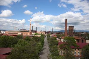Завод «Электроцинк» ©Фото с сайта electrozinc.ugmk.com