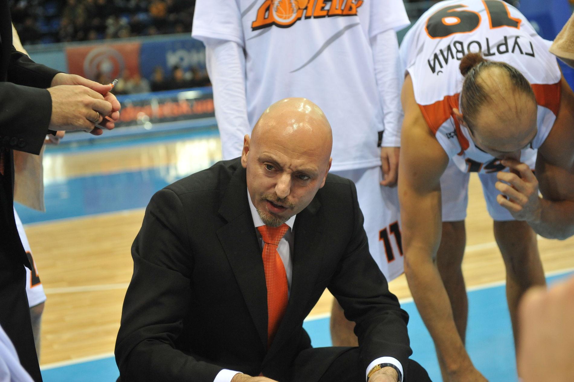 Саша Обрадович возглавил баскетбольный клуб «Локомотив-Кубань»