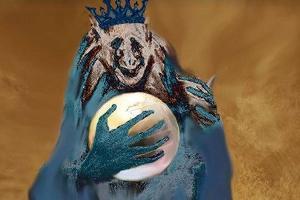 Картина «Коронавирус» ©Фотография предоставлена Владимиром Кириленко