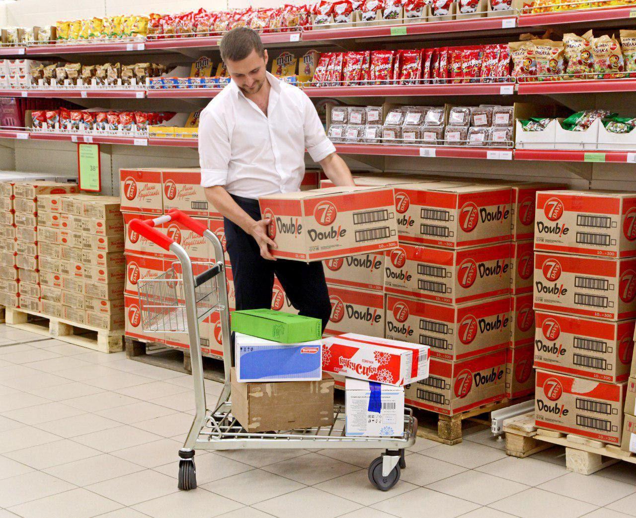 «Магнит» начал тестировать формат оптовых гипермаркетов