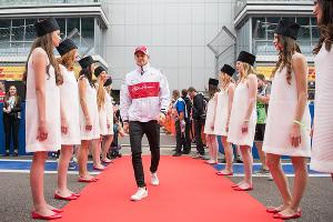 Маркус Экклстоун, Гран-при России «Формулы-1» в Сочи, сентябрь 2018 ©Фото Екатерины Лызловой, Юга.ру