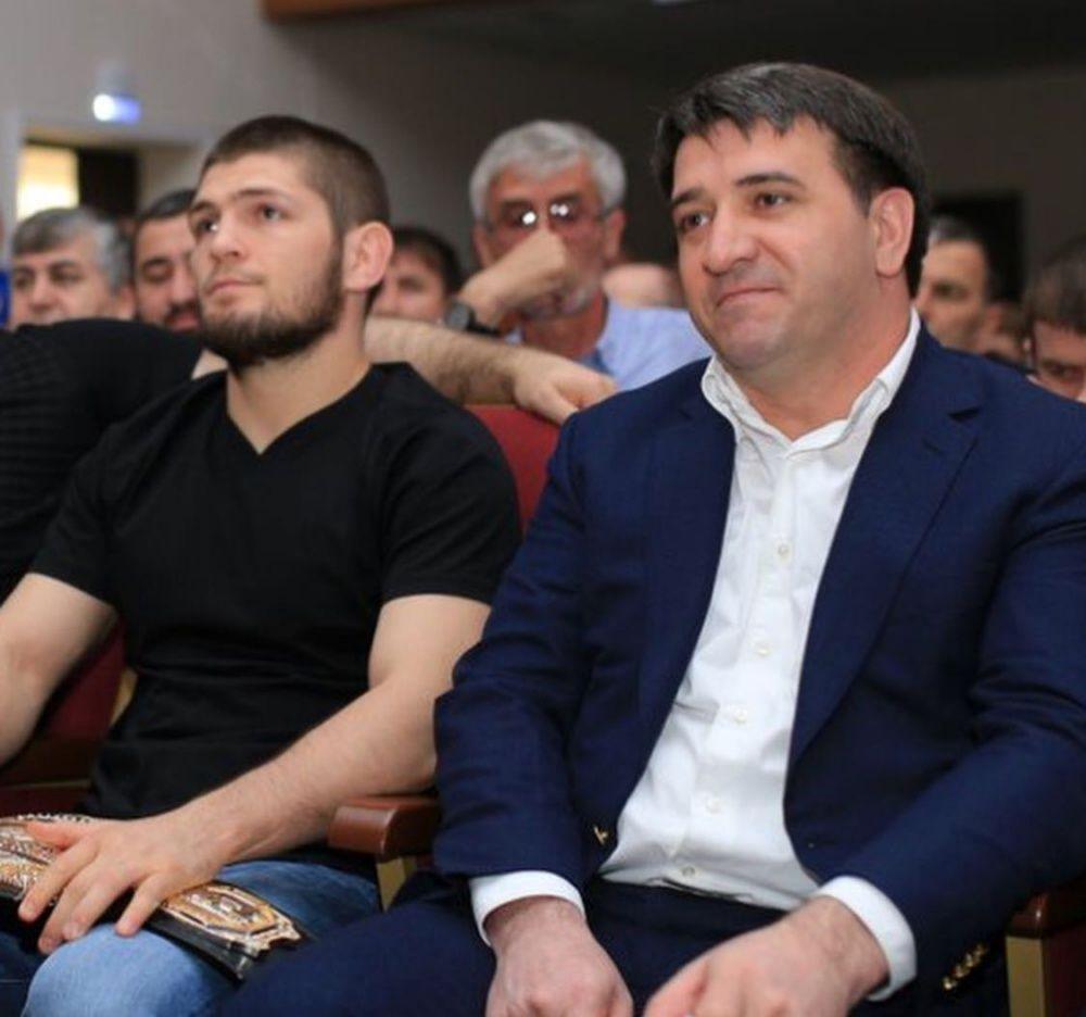 Хабибу Нурмагомедову вДагестане подарили Лада Vesta иземельный участок