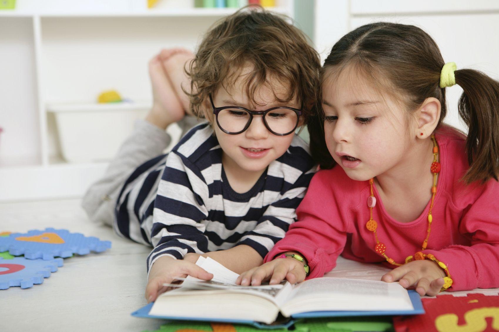 Чтение дошкольники картинки