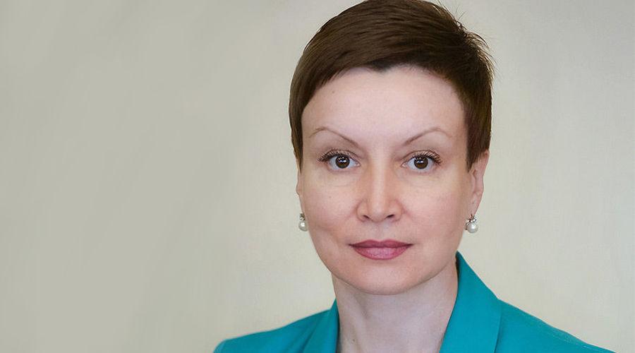 Татьяна Синюгина ©Фото пресс-службы минобрнауки Кубани