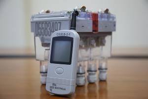 Умный электрический счетчик ©Фото пресс-службы компании «Россети Кубань»