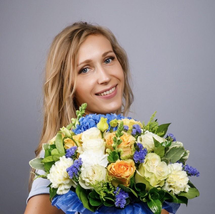 Ирина Шалупова