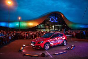 Розыгрыш автомобиля в торговом центре OZ МОЛЛ ©Фото пресс-службы OZ МОЛЛ
