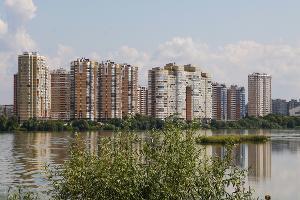 Юбилейный микрорайон Краснодара ©Фото пресс-службы администрации Краснодарского края