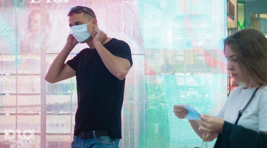 Коронавирус на Кубани выявили у 117 человек за сутки, умерли еще 2 больных