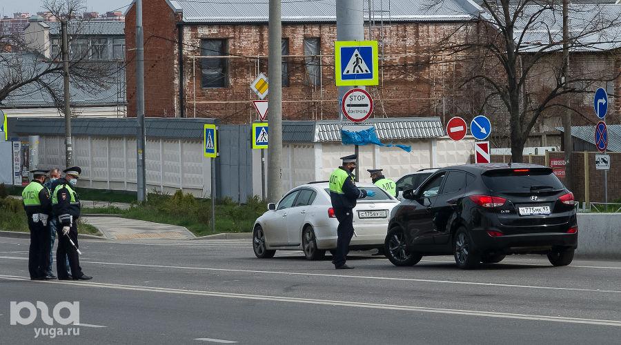 Краснодар на карантине ©Фото Евгения Мельченко, Юга.ру