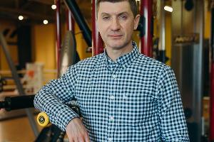 Сергей Баранов ©Изображение пресс-службы Orange Fitness