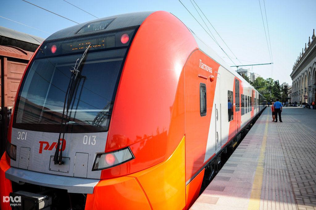 С1мая пригородные поезда вМинводах меняют расписание из-за «Ласточек»