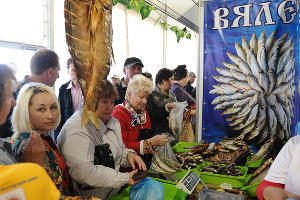 """Агропромышленная выставка """"Кубанская ярмарка-2014"""" в Краснодаре ©Михаил Ступин, ЮГА.ру"""