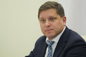 Дмитрий Черняев ©Фото пресс-службы правительства Крыма