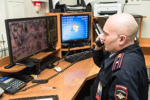 Дежурная часть транспортной полиции в аэропорту Краснодара ©Фото Елены Синеок, Юга.ру