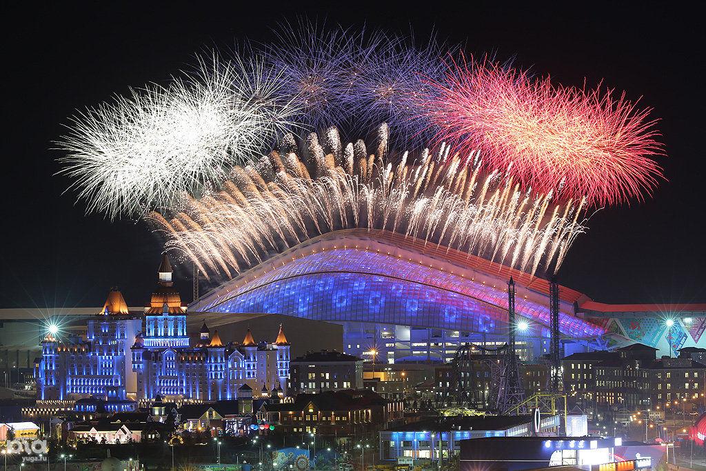 Церемония открытия XXII зимних Олимпийских игр в Сочи ©Фото РИА Новости
