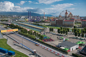 «Сочи Парк», Гран-при России «Формулы-1» в Сочи, сентябрь 2018 ©Фото Екатерины Лызловой, Юга.ру
