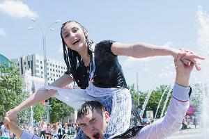 Последний звонок в Краснодаре ©Фото Юга.ру