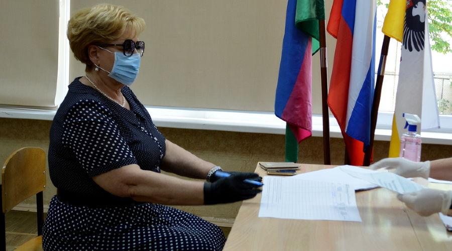 Вера Галушко ©Фото пресс-службы администрации Краснодара