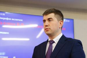 Дмитрий Водолацкий ©Фото пресс-службы администрации Краснодара