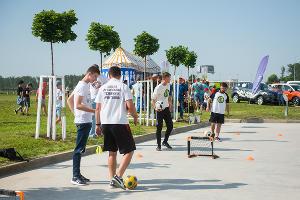 Семейный день CLAAS в честь 15-летия завода в Краснодаре ©Фото Елены Синеок, Юга.ру