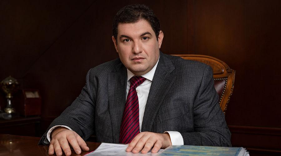 Продолжатель транспортной династии Денис Кацыв ©Фото из личного архива