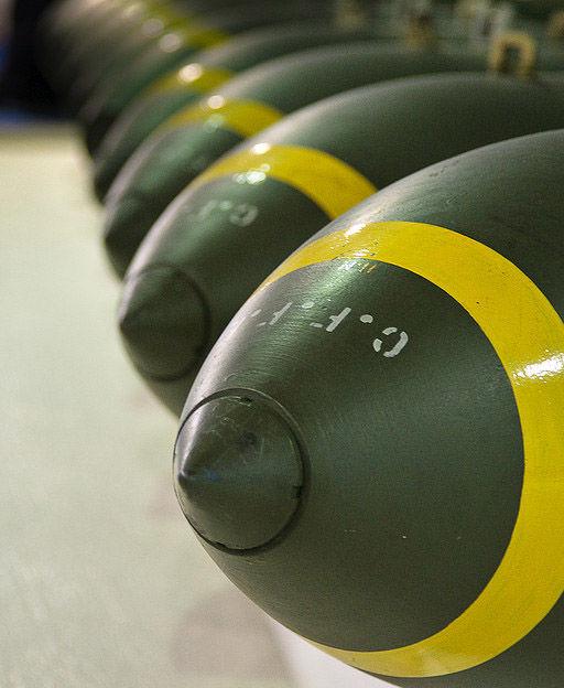 Обнаруженные вЧерном море бомбы времен войны уничтожат напротяжении недели